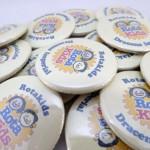 Botons personalizados rota kids dracena