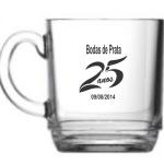 Caneca Aspen 300 ml cod 5909 Bodas de Prata