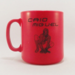 Canecas de café personalizadas Caio Miguel