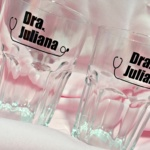Copos long drink bristol Dra. Juliana