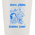 Copos para Festa Junina Fazenda Daisy