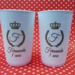Copos caldereta personalizados Fernanda