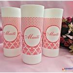Copos long drink personalizados Maitê