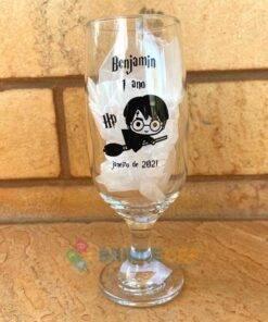Taças de Vidro Personalizadas de Cerveja Floripa 300ml 8