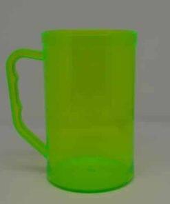 caneca verde neonsc