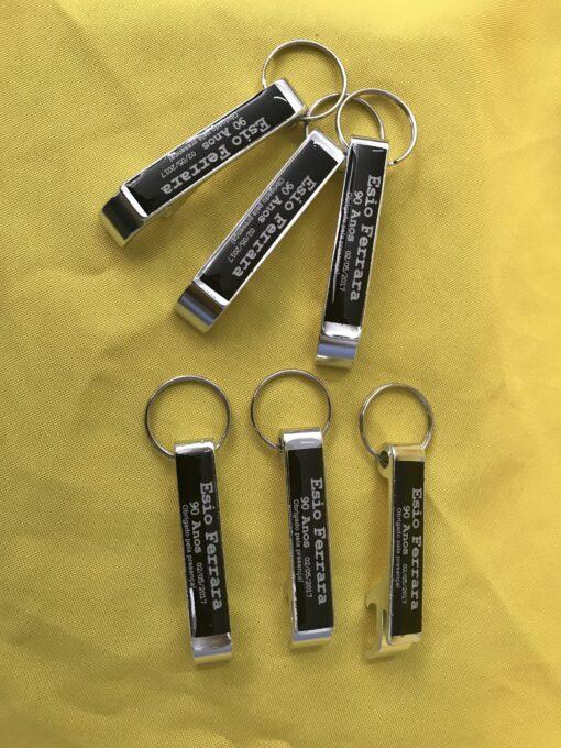 Chaveiros Personalizado Metal abridor de garrafa