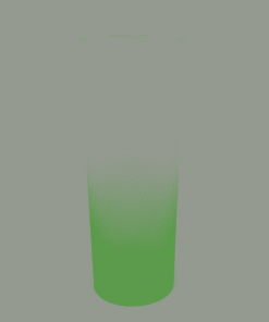COPOS LONG DRINK DEGRADE-VERDE[]