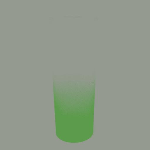 Copo Long Drink Degradê Personalizado