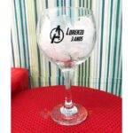 Taça de Gin de Vidro Lorenzo 3 Anos
