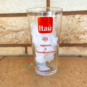 Copos de Vidro para Cerveja Cairo 350ml