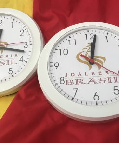 Relógios de Parede Personalizados Redondo