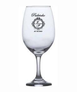 Taça de Vidro Personalizada com 615 ml La Rioja
