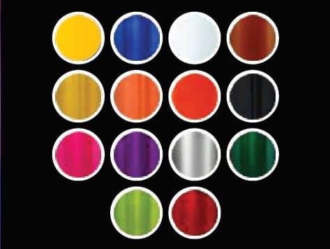 Canecas de Alumínio colorida de 800ml Personalizadas