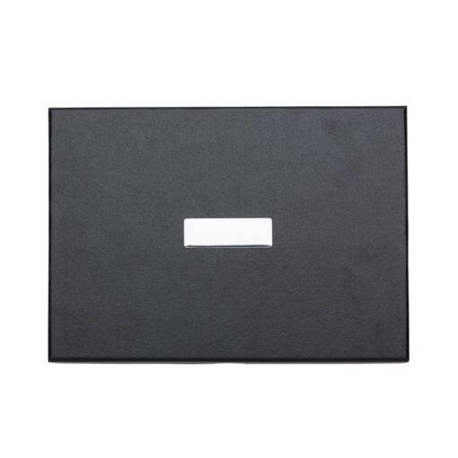 Kit Caneta de metal Executivo 3 Peças Personalizado
