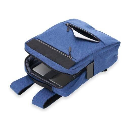 Mochila de Nylon USB 21L Personalizada