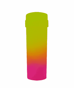 Garrafa de Agua 475ml Degrade Personalizada 1