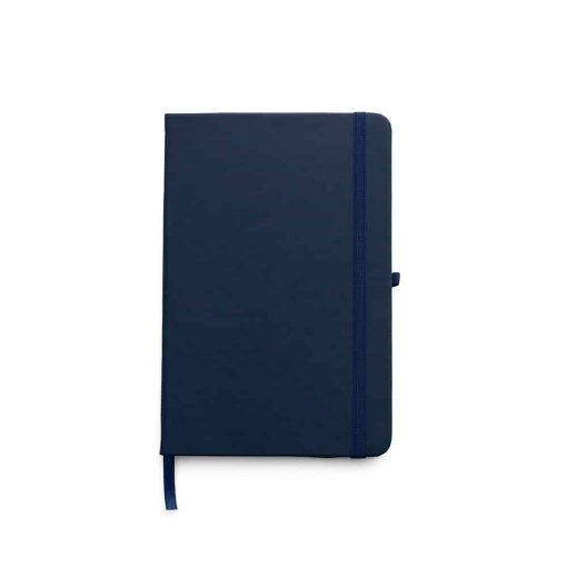 Caderneta tipo Moleskine Emborrachada Personalizada