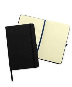 Caderneta-tipo-Moleskine- Personalizada