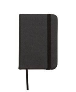 Mini Caderneta tipo Moleskine