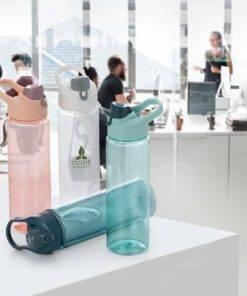 Squeeze plástico 700ml com alça personalizado